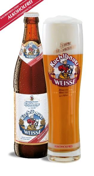 Kuchlbauer - Die alkoholfreie Weisse