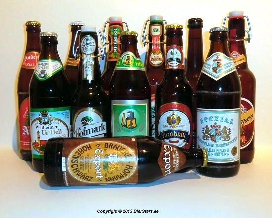 BierStars - Mix-Paket Hell