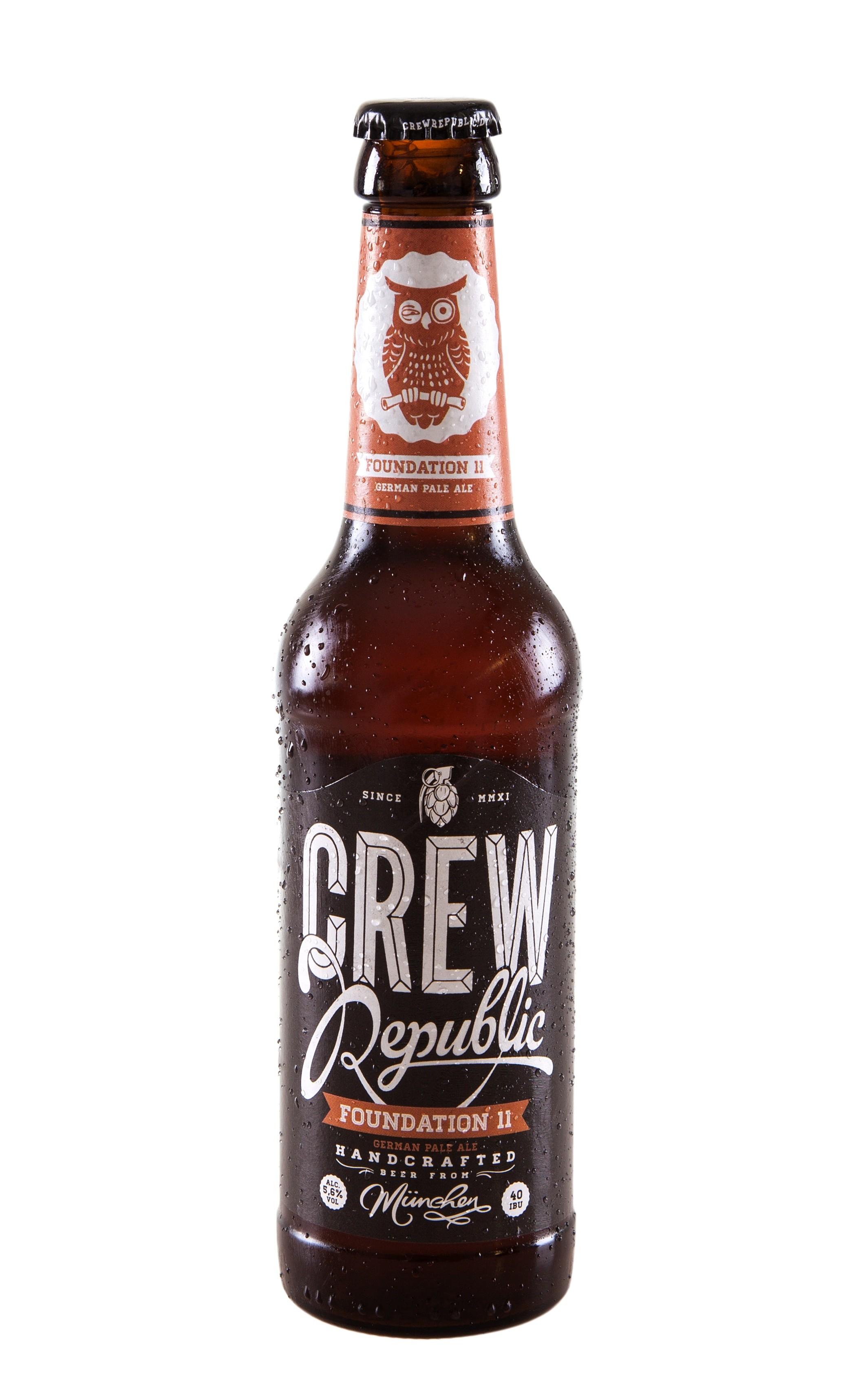 CREW Republic - Foundation 11 - German Pale Ale
