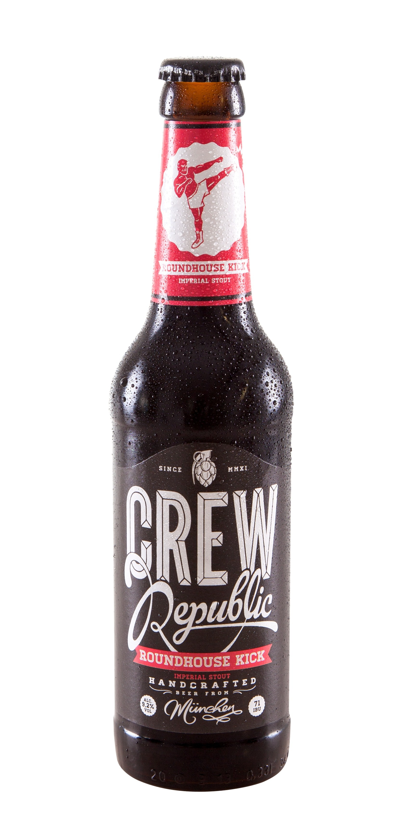CREW Republic - Roundhouse Kick - Imperial Stout
