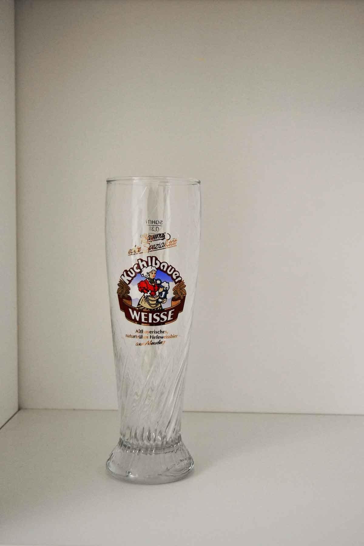 Original Kuchlbauer Weizenglas 0,33l