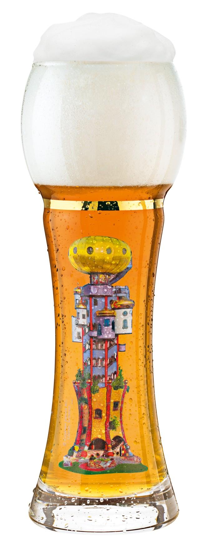 Kuchlbauer - Original Turmweisse Glas