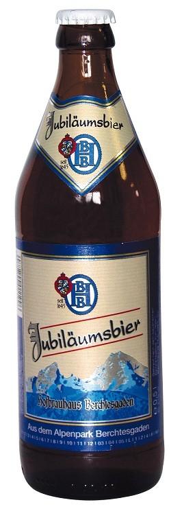 Hofbrauhaus Berchtesgaden Jubiläumsbier