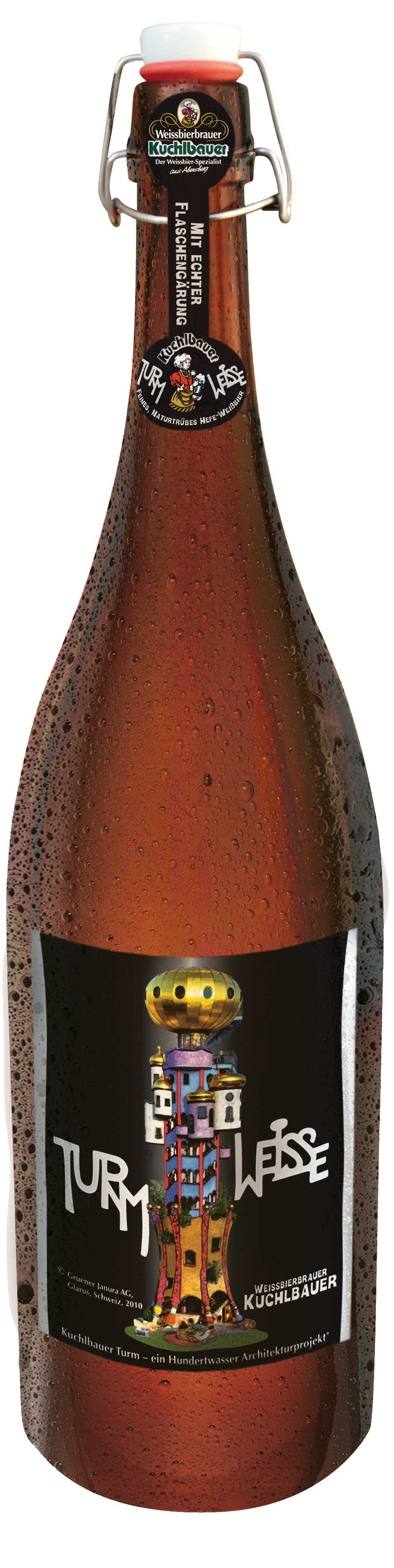 Kuchlbauer - Turmweisse 3l Magnum Flasche