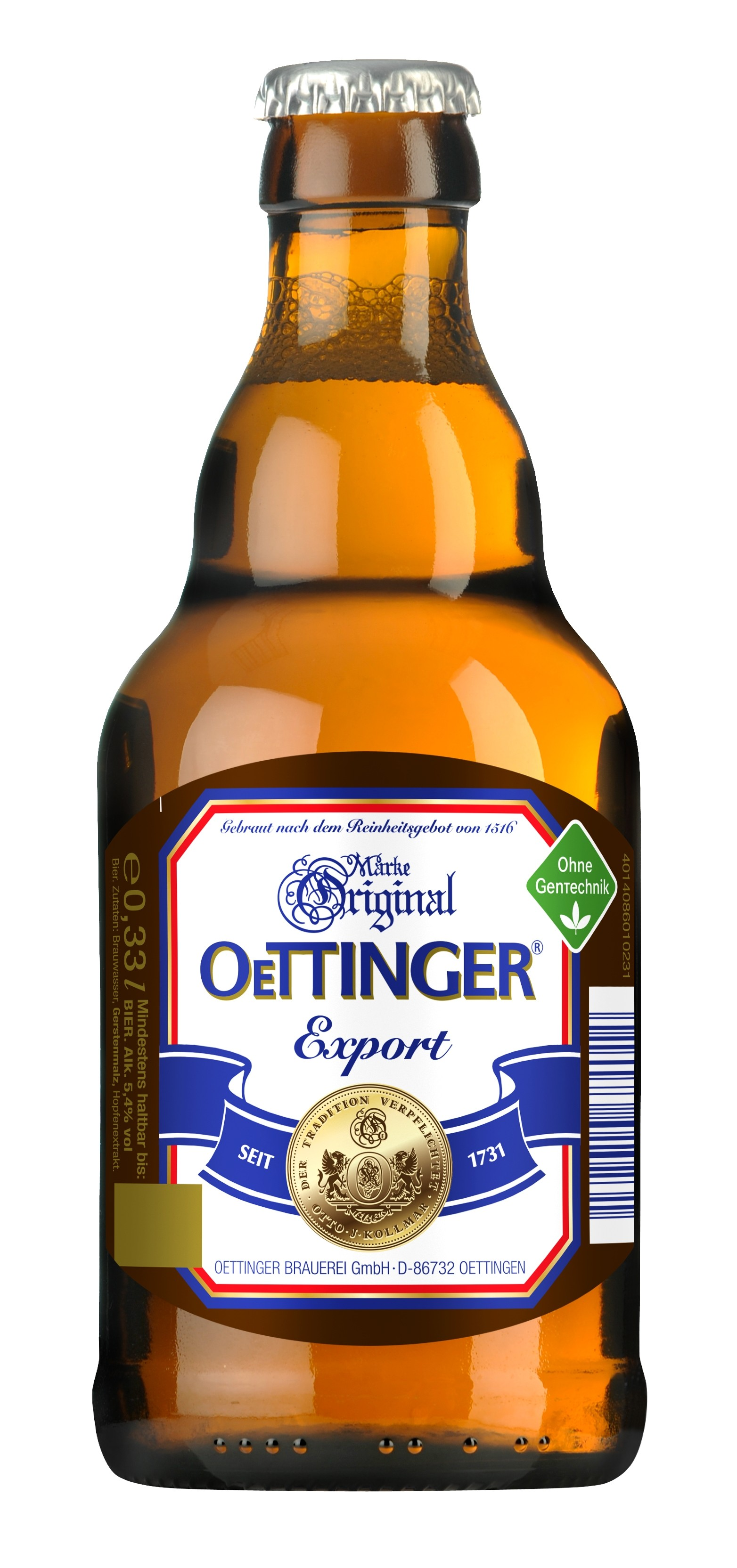 Oettinger Export