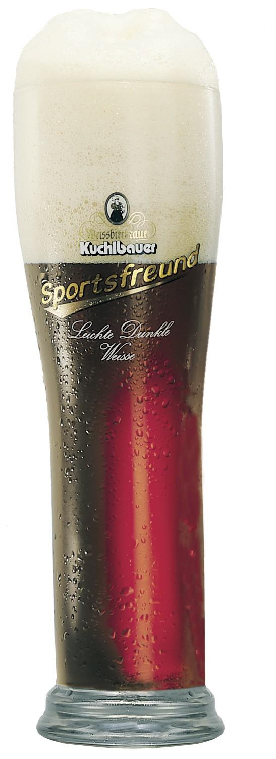 Kuchlbauer - Original Sportsfreund Glas