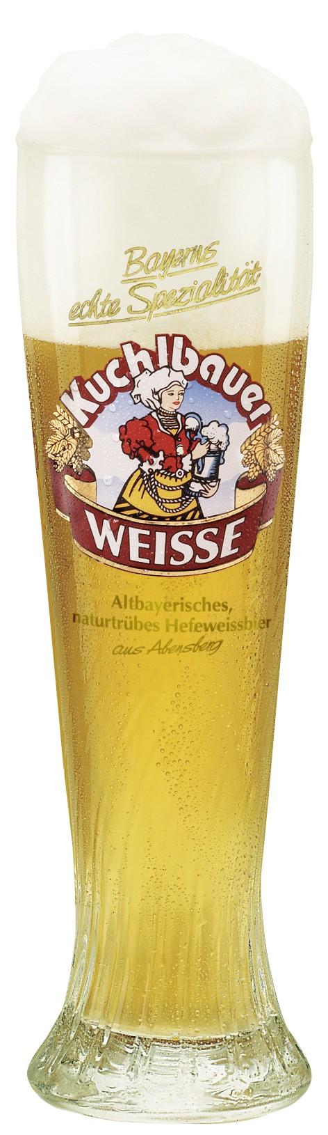 Kuchlbauer - Original Weizenglas