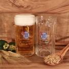 Berchtesgaden Glaskrug 0,5l