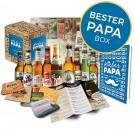 """Bester Papa"" Biere der Welt, 9 Flaschen 0,33l + Infoblatt + Grußkarte + Geschenkverpackung"
