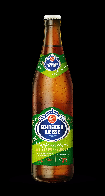 Schneider Weisse TAP5 - Meine Hopfenweisse - 12 x 0,5 l