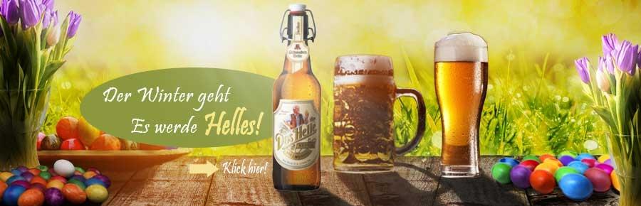 Helles Bier europaweit online kaufen bei BierStars.de