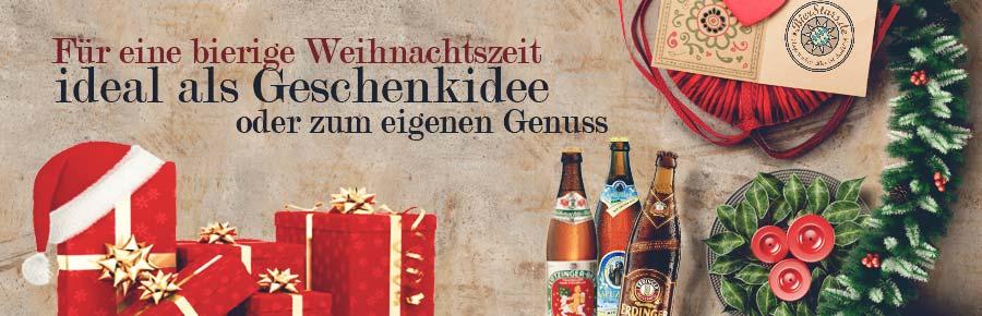 Winter- und Weihnachtsbier!
