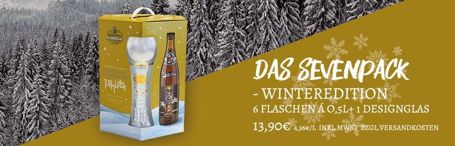 Das winterliche Kuchlbauer Sevenpack - jetzt bestellen!